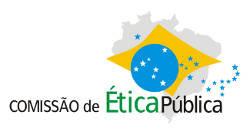 Logo Comissão Ética Pública
